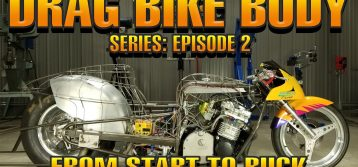 Trick-Tools: Drag Bike Body Building – Episode 2: From Start to Buck