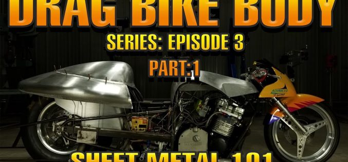 Trick-Tools: Drag Bike Body Building – Episode 3 Part 1