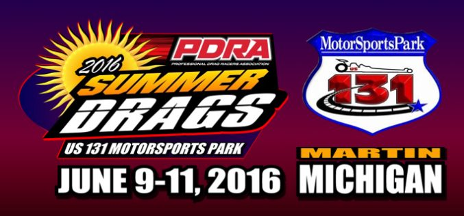 PDRA : Results from the Summer Drags