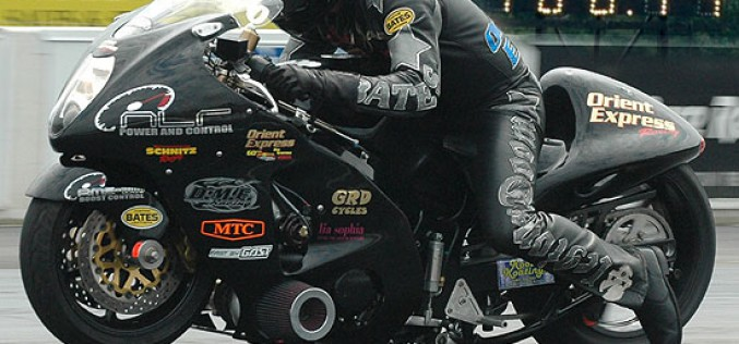 Photo of the Week : Jason Miller Quickest 60″ Pro Sportbike