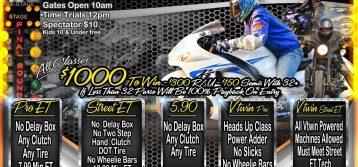 Scenic City Rumble at Brainerd Motorsports Park 9/29