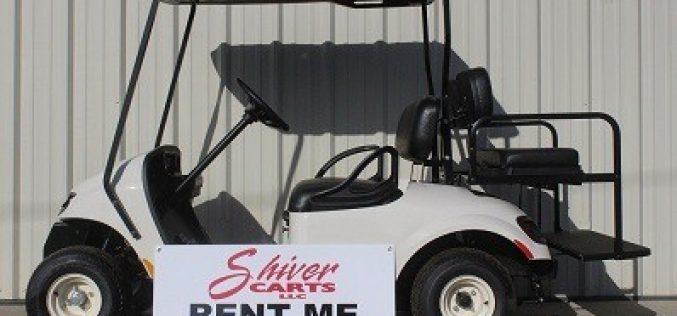 Man Cup: 2019 FuelTech World Finals Golf Cart Rentals