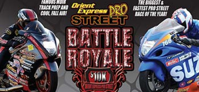 IDBL : Confirmed Riders for the Orient Express Pro Street Battle Royale