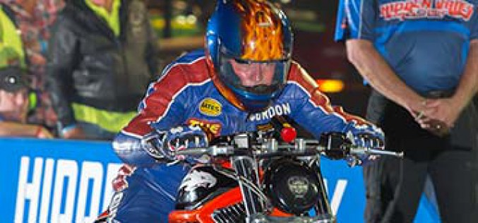 Gordon Crawford: Once a Drag Racer, always a Drag Racer
