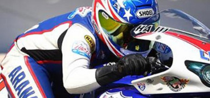 Lucas Oil's Hector Arana Jr. adds Englishtown to his list of home tracks