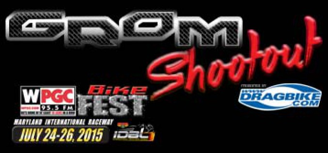IDBL : Adds Grom Shootout to the WPGC Bike Fest