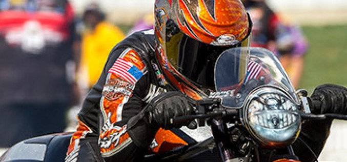Harley Team Stretches Pro Stock Points Lead At Englishtown
