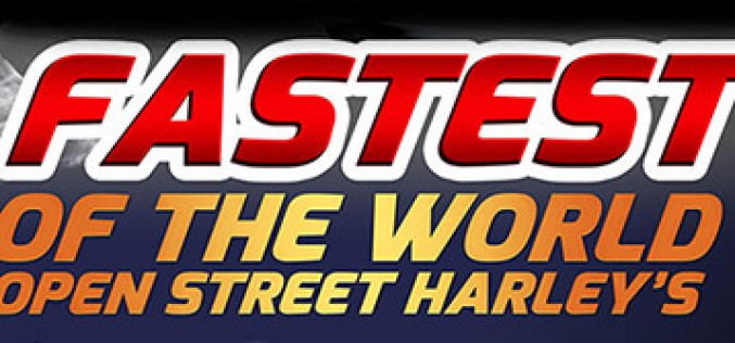 Open Street Harley event at Napierville Dragway 8/29-30