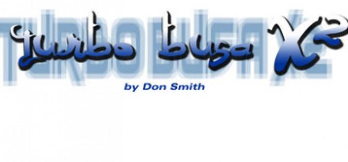 Turbo Busa X2 – Part 1