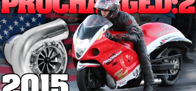 Tony Ficher : 200mph 6 second Pro Charged Suzuki Hayabusa