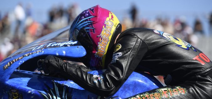 NHRA : LE Tonglet Takes Pro Stock Motorcycle Win at Gateway