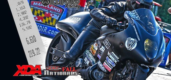 Jordan Haase | Williford Racing XDA Season Finale Report