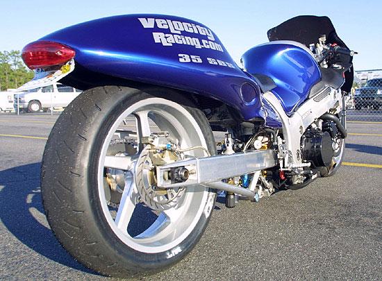 Feature Velocity Racing S Turbo Hayabusa