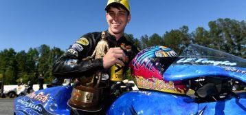 NHRA : Pro Stock Motorcycle Results from Atlanta