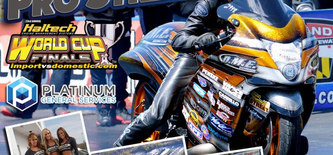 XDA Top 10 Pro Street Bikes to Race at WCF